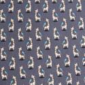 Giraffe Bird Print Tie, ${color}
