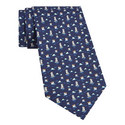 Penguin Print Tie, ${color}