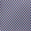 Sailboat Print Silk Tie, ${color}