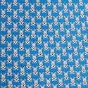Bunny Print Silk Tie, ${color}