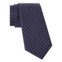 Textured Square Pattern Tie, ${color}