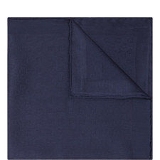Textured Silk Pocket Square
