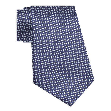 Diamond Pattern Tie, ${color}