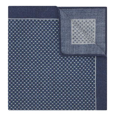 Wool Pocket Square, ${color}