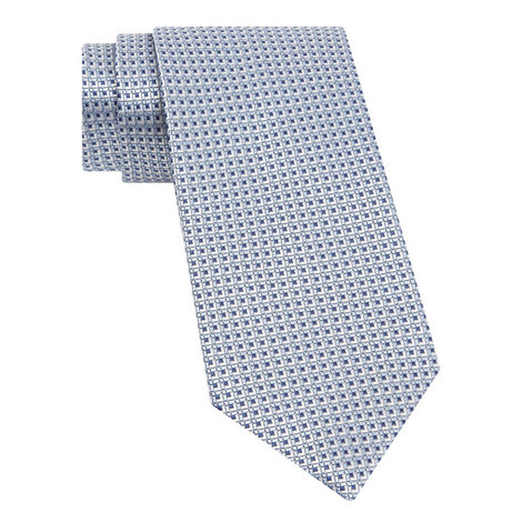 Multi-Square Pattern Tie, ${color}