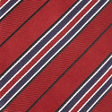 Diagonal Multi-Stripe Tie, ${color}