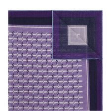 Contemporary Pattern Pocket Square