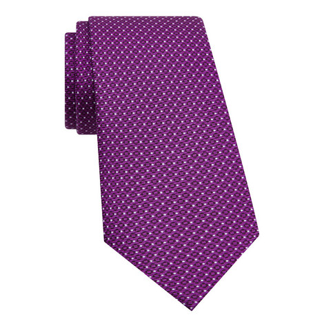 Print Silk Tie, ${color}