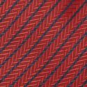 Stripe Herringbone Silk Tie, ${color}