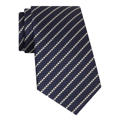 Textured Stripe Tie, ${color}
