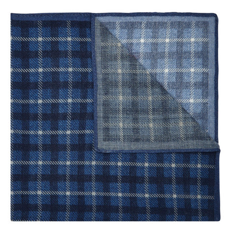 Check Pattern Pocket Square, ${color}