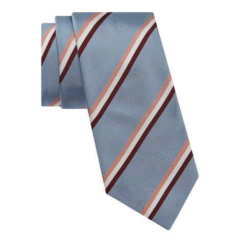 Twill Stripe Tie, ${color}