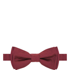 Pin Dot Bow Tie