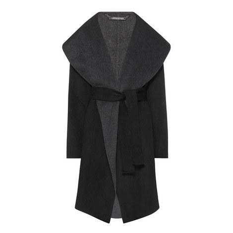 Lexington Belt Wrap Coat, ${color}