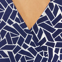 Vienna Silk Jersey Wrap Dress, ${color}