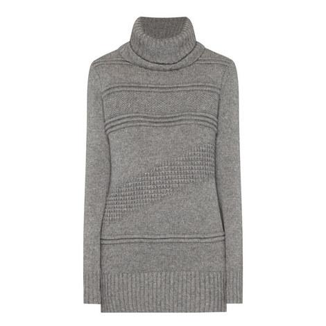 Talassa Polo Neck Sweater, ${color}