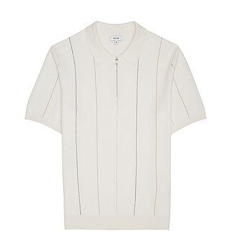 Renfrew Half-Zip Polo Shirt