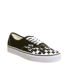 Authentic Low Top Trainers
