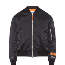 Heron Bomber Jacket