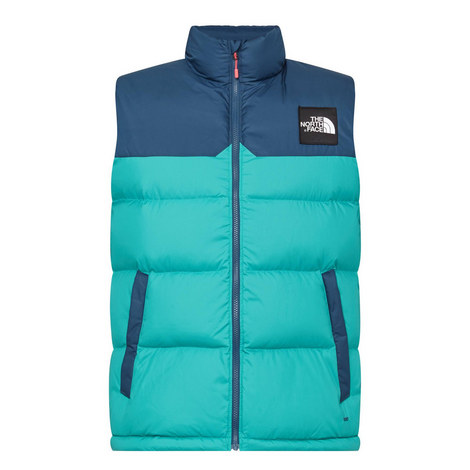 1992 Nuptse Down Vest, ${color}