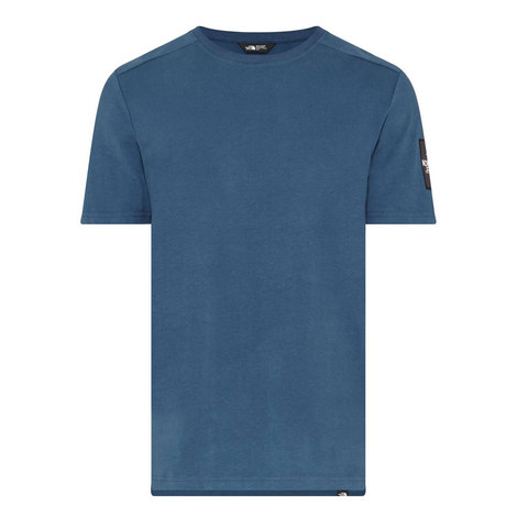 Arm Patch T-Shirt, ${color}