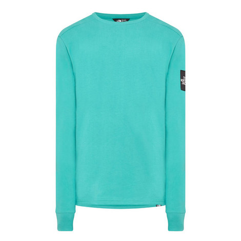 Arm Patch Long Sleeve T-Shirt, ${color}