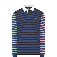 Stripe Rugby Jersey