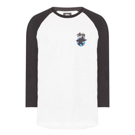 Baseball Logo T-Shirt, ${color}
