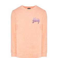 Shadow Script Sweatshirt