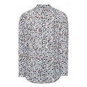 Hole Punch Print Shirt, ${color}