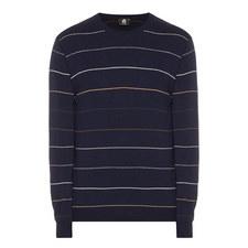 Stripe Merino Wool Sweater