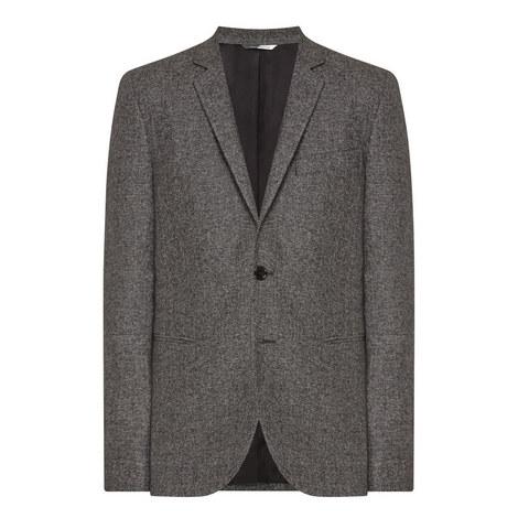 Wool Tweed Blazer, ${color}
