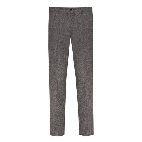 Wool Tweed Trousers, ${color}
