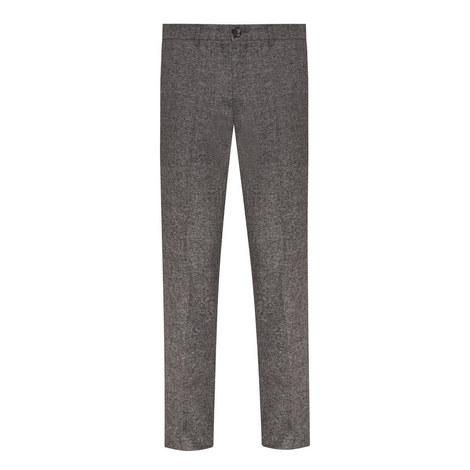 Wool Tweed Trousers, ${color}
