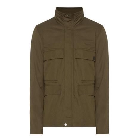 Zip-Through Field Jacket, ${color}