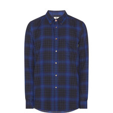 Tailored Fit Check Shirt