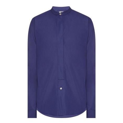 Grandad Collar Shirt, ${color}