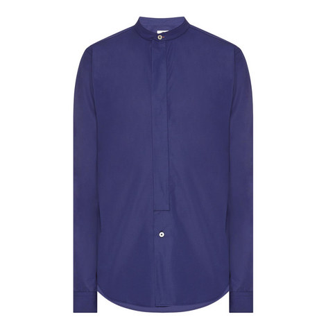 Grandad Collar Shirt, ${color}