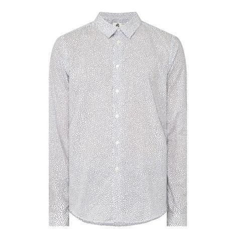 Matchstick Print Shirt, ${color}