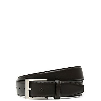 Slim Soft Leather Belt