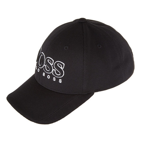 Embroidered Logo Baseball Cap, ${color}