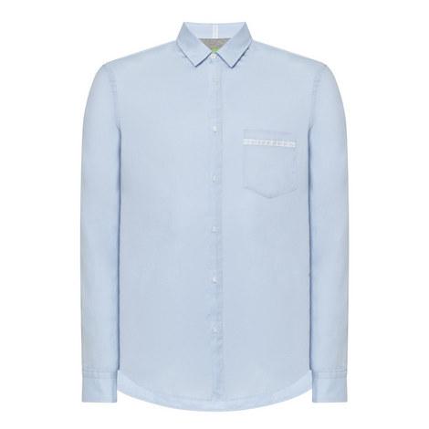 Barbato Modern Fit Pocket Shirt, ${color}