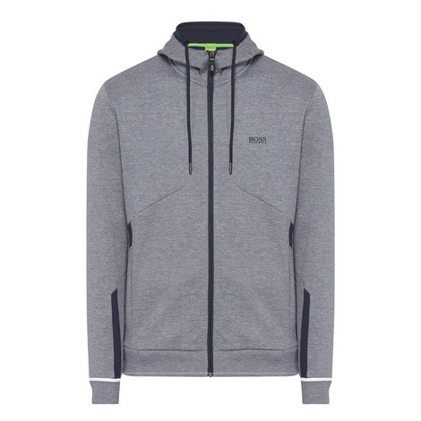 Selnio Hooded Sweatshirt Jacket, ${color}