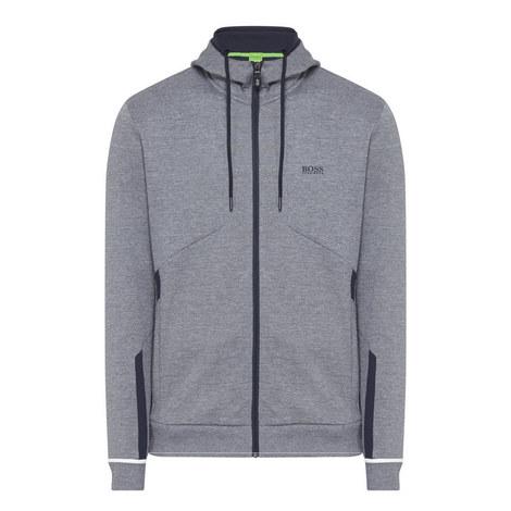 Selnio Hooded Sweatshirt Jacket, ${color}