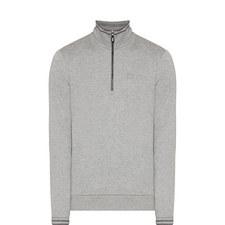 Sweat Half-Zip Sweater