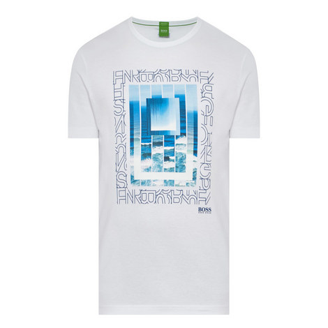 Tee Wave Graphic Print T-Shirt, ${color}