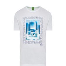 Tee Wave Graphic Print T-Shirt