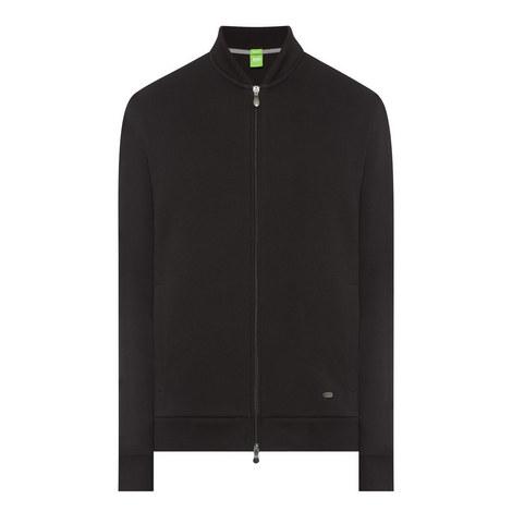 Skaz Zip-Through Sweatshirt, ${color}