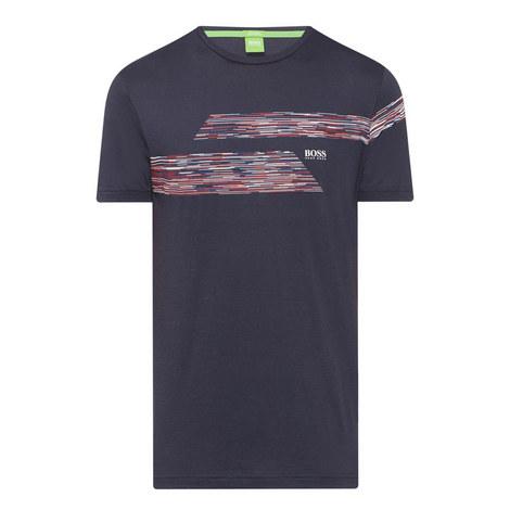 Teep Stripe Logo T-Shirt, ${color}