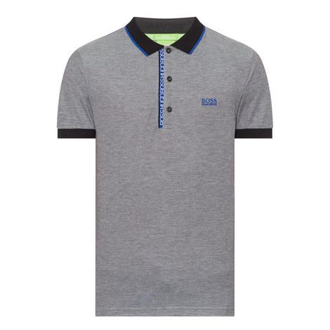 Paule Contrast Polo Shirt, ${color}